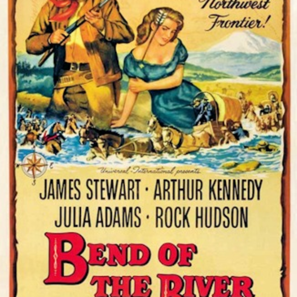 Jack Benny Podcast 1952-04-27 (806) Guest Jimmy Stewart - Bend of the River