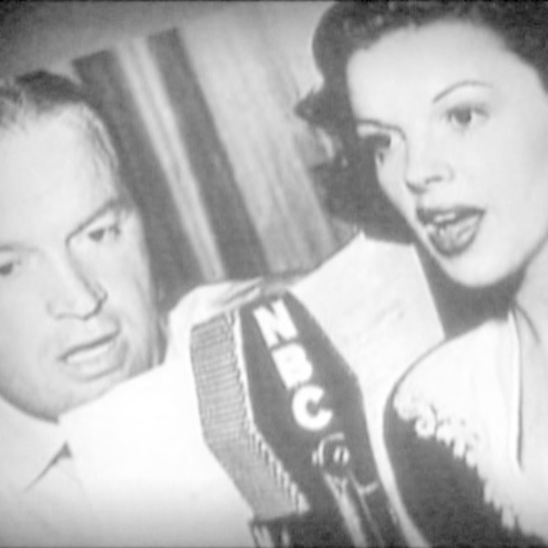 Judy Garland Podcast - Bob Hope Show 1951-01-30 (480) Guest Judy Garland From March Field