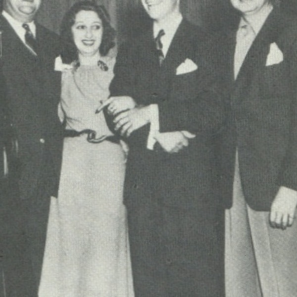 Jack Benny Podcast 1937-05-23 (259) Jack Is Sick - Phil, Kenny and Don Host