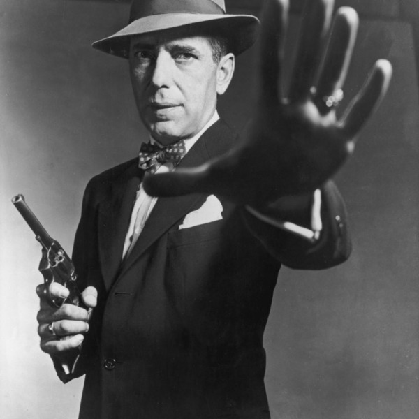 Bold Venture (28)  Humphrey Bogart and Lauren Bacall - Slate Shannon Sucker (128-44)