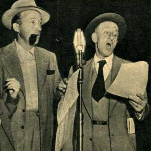 Bing Crosby Podcast 1947-10-08 Guest Jimmy Durante