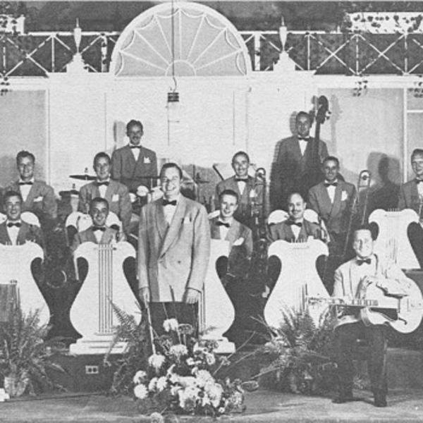 Phil Harris - Cocoanut Grove Ambassadors 1932-33 Series F Program 5B