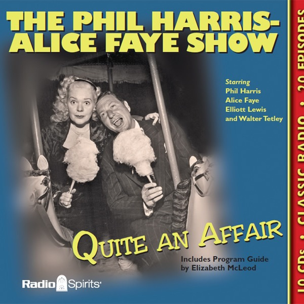 Phil Harris Podcast 1952-10-19 Phil, The Television Star
