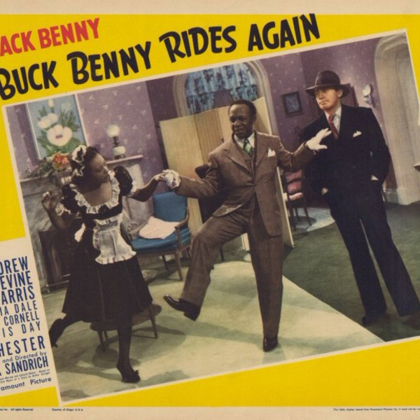 Jack Benny Podcast 1937-11-07 (270) Another Chapter in Life of Buck Benny