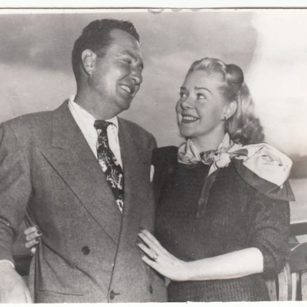 Phil Harris and Alice Faye 1952-11-09 Surprise party for Phil