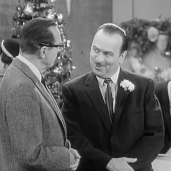 Jack Benny Podcast 1937-12-12 (275) Christmas Shopping with Eddie Anderson, Sam Hearn, Andy Devine, Bea Benederet, and Frank Nelson