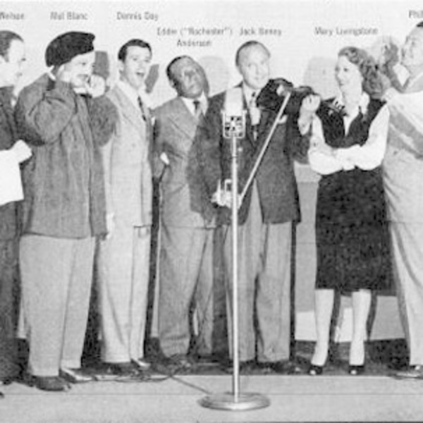 Jack Benny Podcast 1948-01-11 (638) Going to Denver for March-Of-Dimes Benefit
