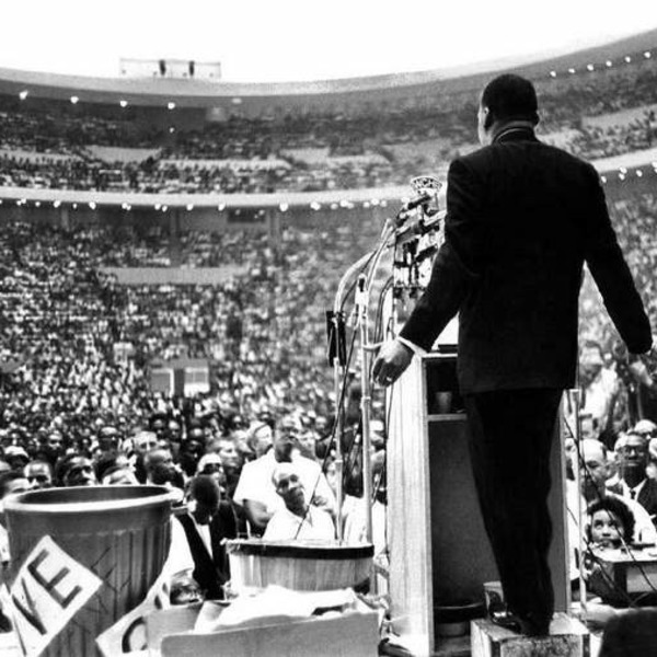 Martin Luther King Jr Podcast 1963-08-28 I Have A Dream Speech 50th Anniversary