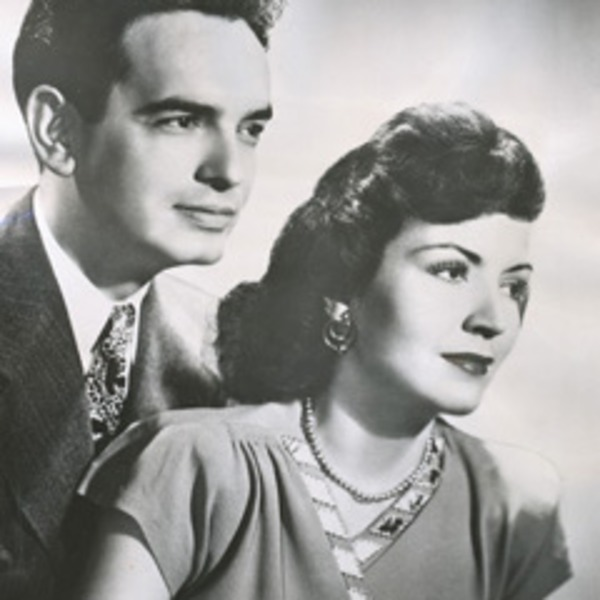 On Stage 1953-02-19 (08) Elliott and Kathy Lewis - Four Meetings