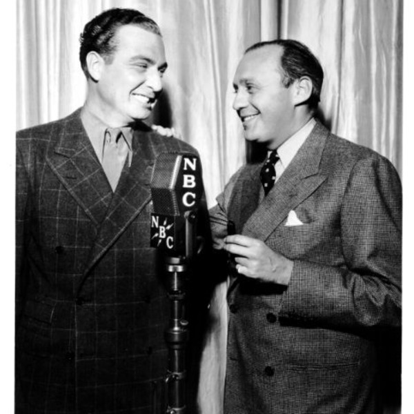 Jack Benny Podcast 1948-02-29 (645) Jack's Girlfriend Gladys Comes to Rehearsal