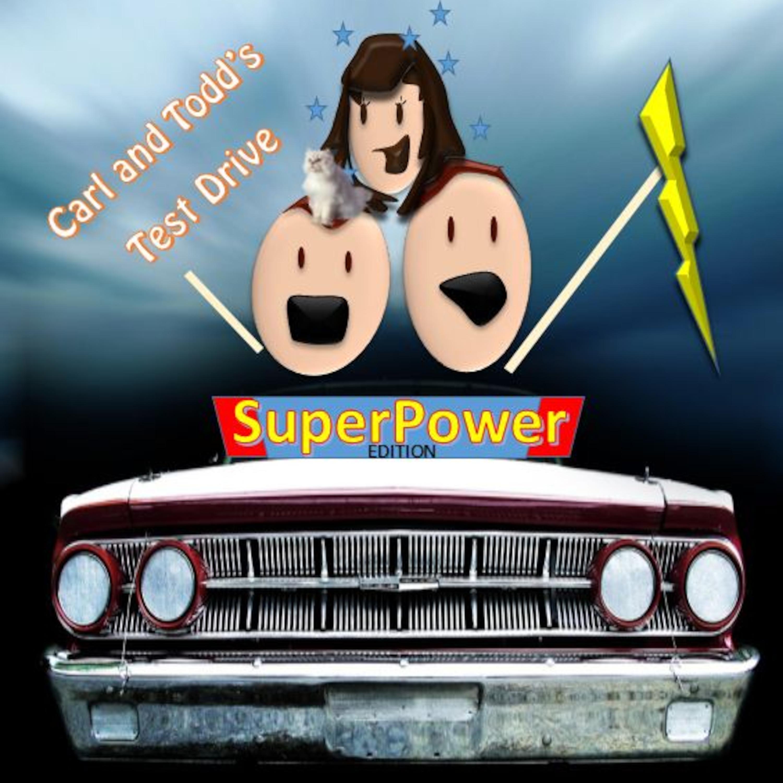 Episode 2 - SuperPower Edition