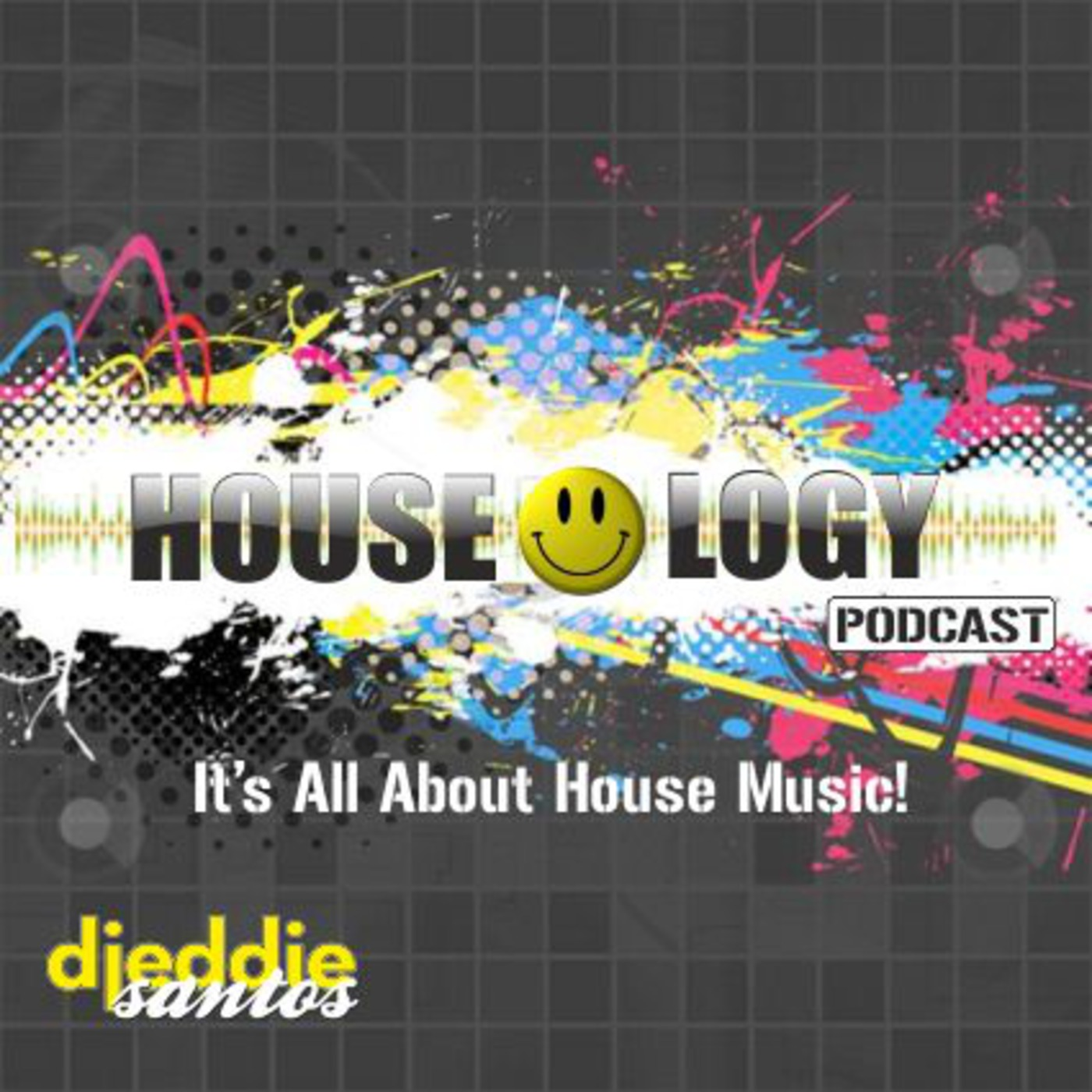 Houseology Podcast (House Music From London)