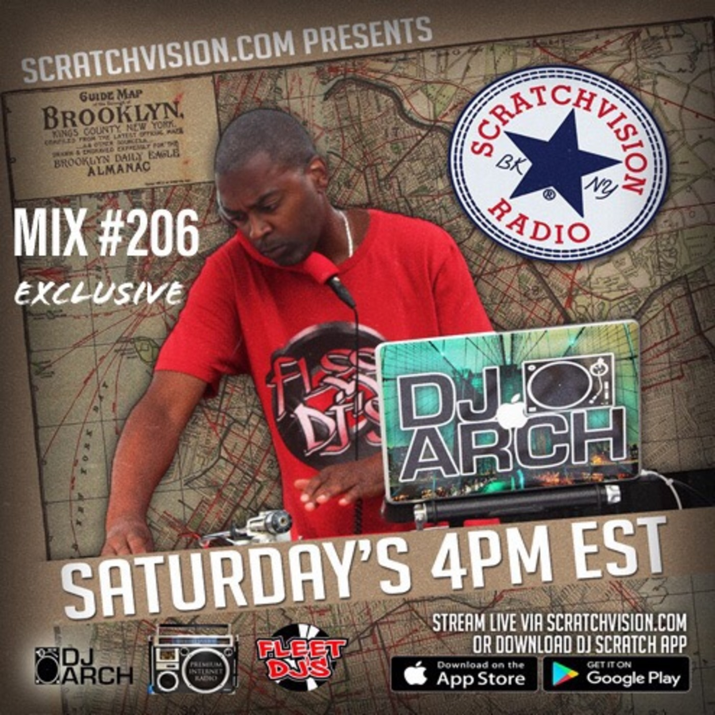 DJ ARCH Soulful House Sessions – Podcast – Podtail