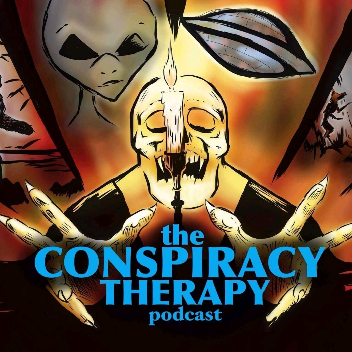144 - John Wayne Gacy Conspiracy Therapy podcast