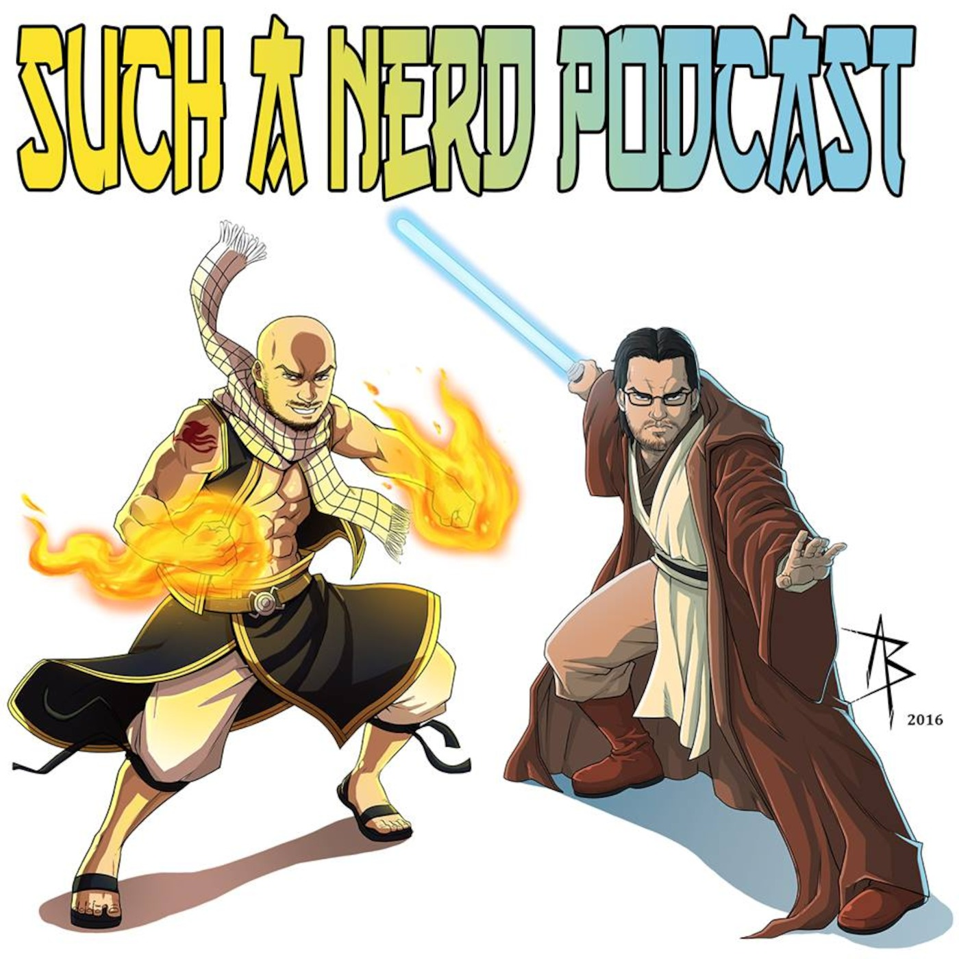 Such A Nerd Podcast