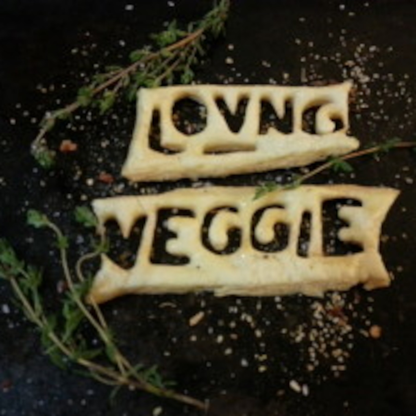 Lovingveggie's Podcast