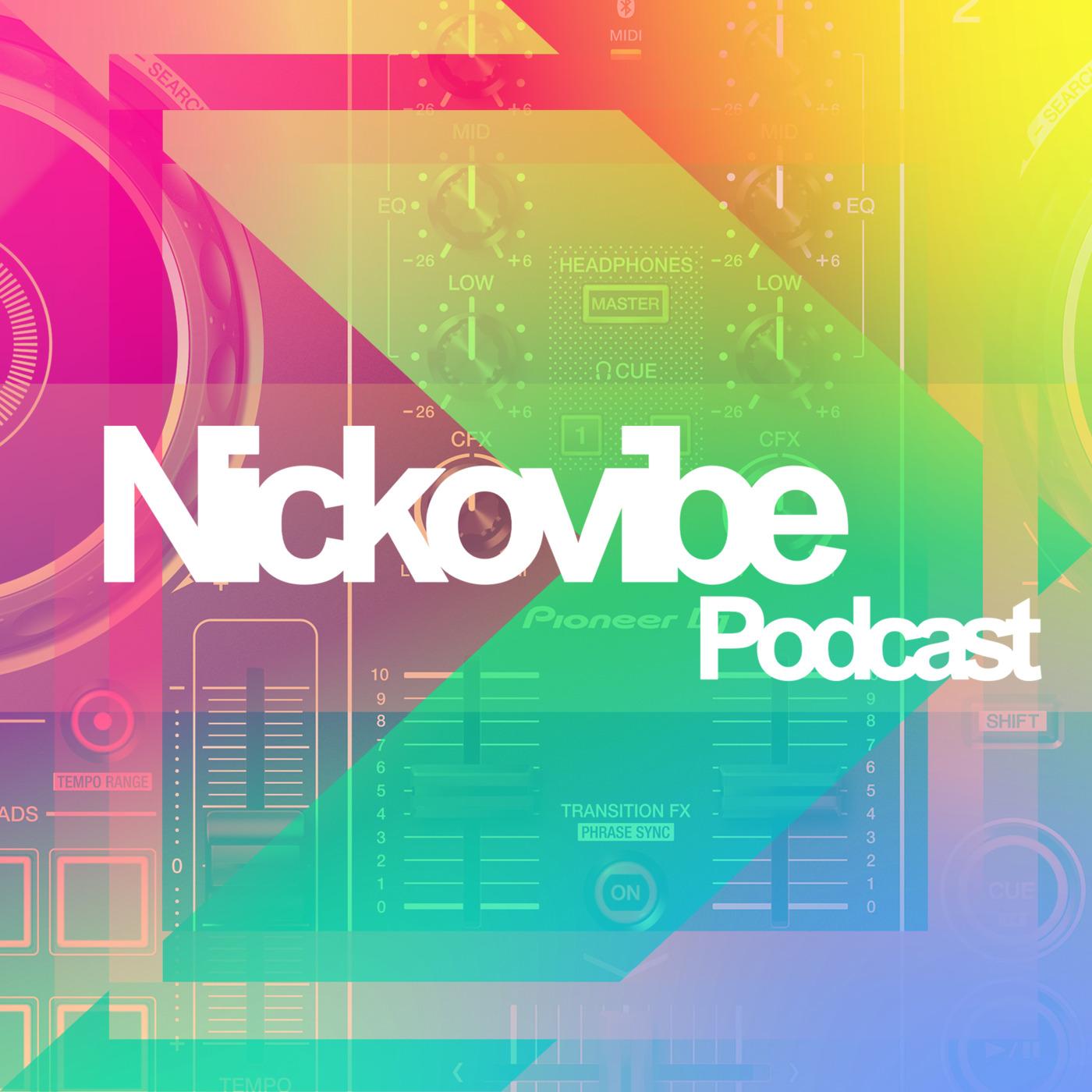 Mix Juillet 2o19 By Nickovibe Nicko Vibe podcast