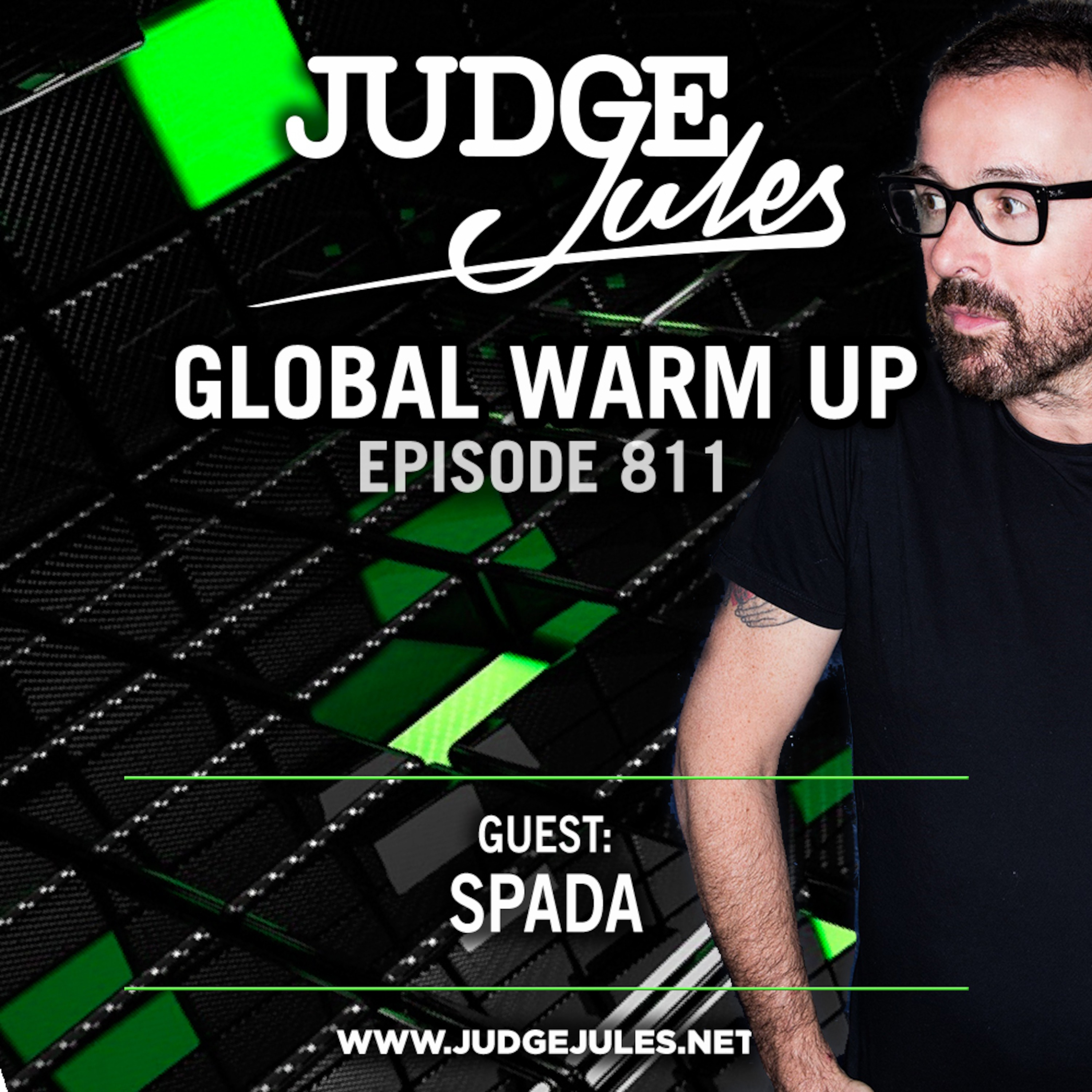 Judge Jules – The Global Warm Up 811