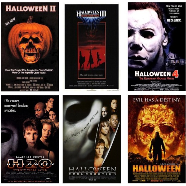 The Halloween Franchise (1981-2009)