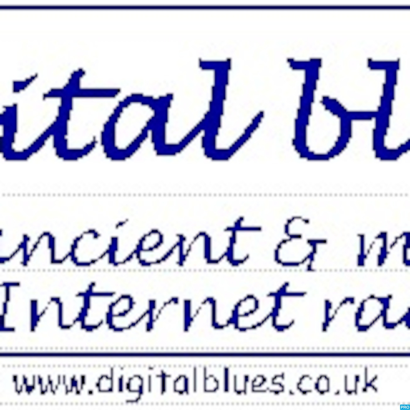 Digital Blues' Podcasts