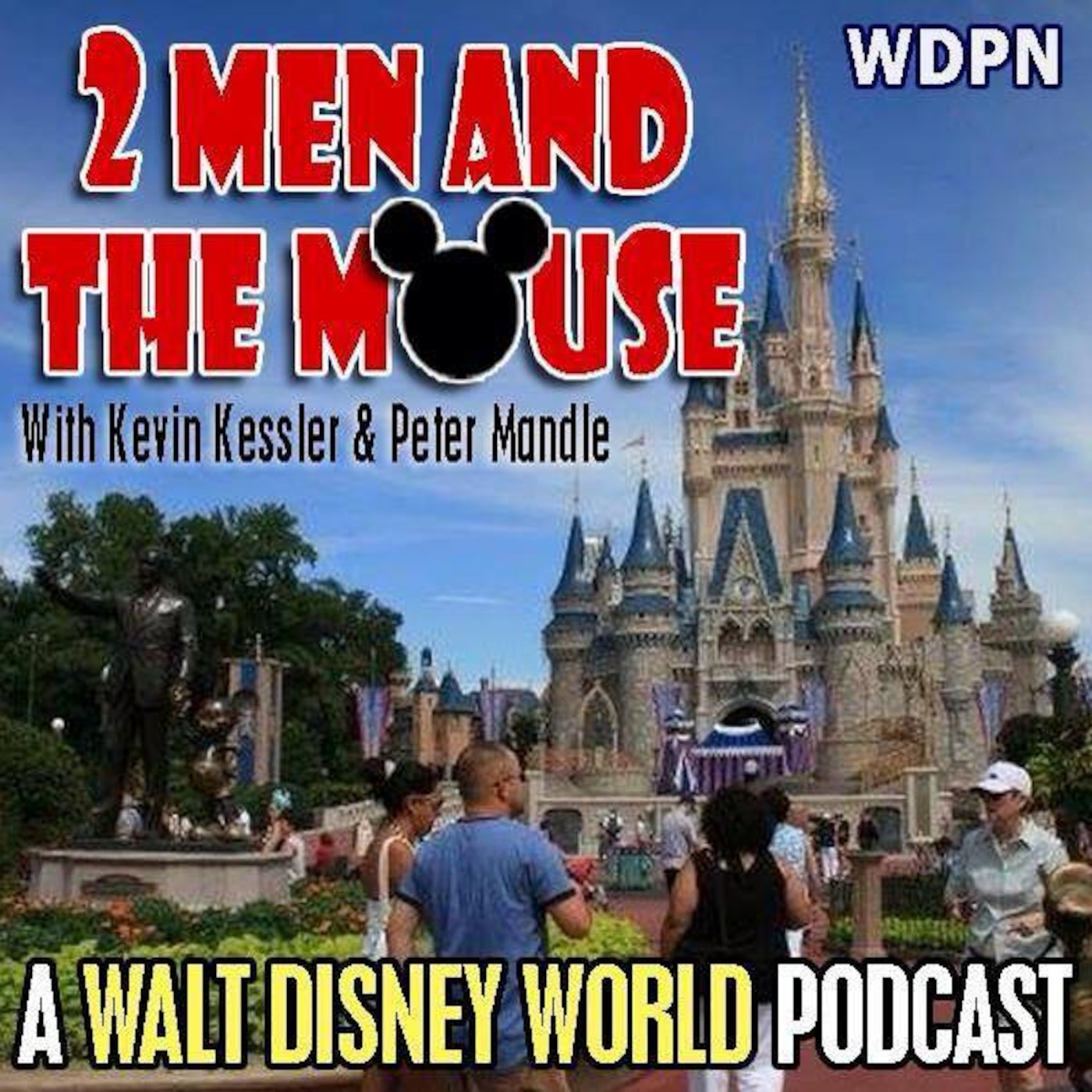 2 men and the mouse episode 93 christmas day in walt disney world