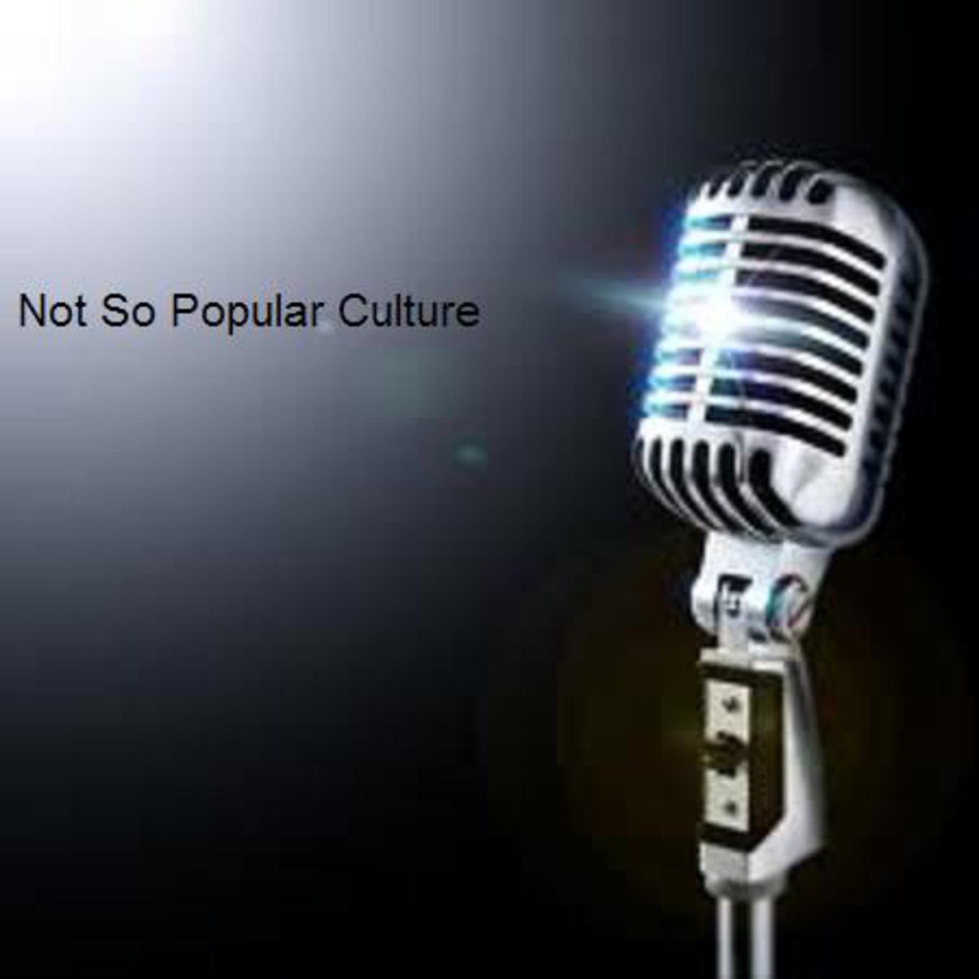 Not So Popular Culture