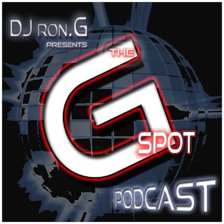 Dj Ron G presents The G-Spot Podcast