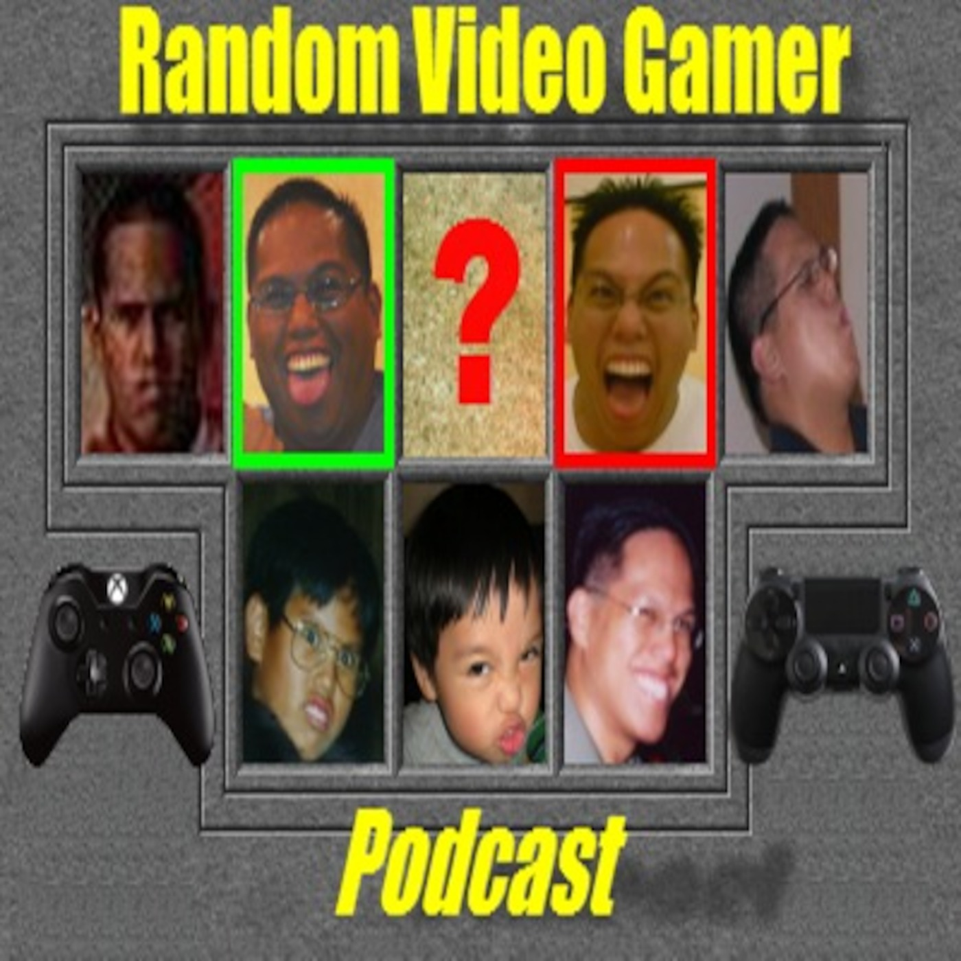 Random Video Gamer