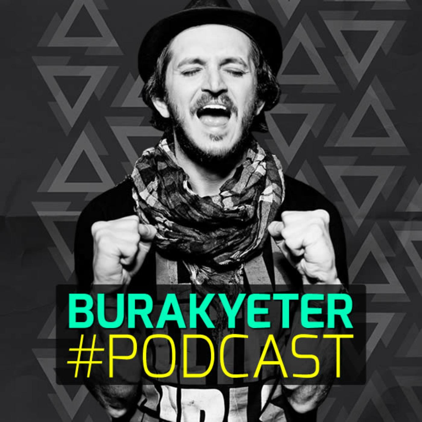 Burak Yeter's Podcast