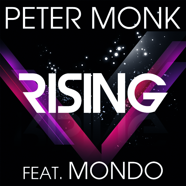 PETER MONK  - 'RISING'  PODCAST -  feat.*MONDO*