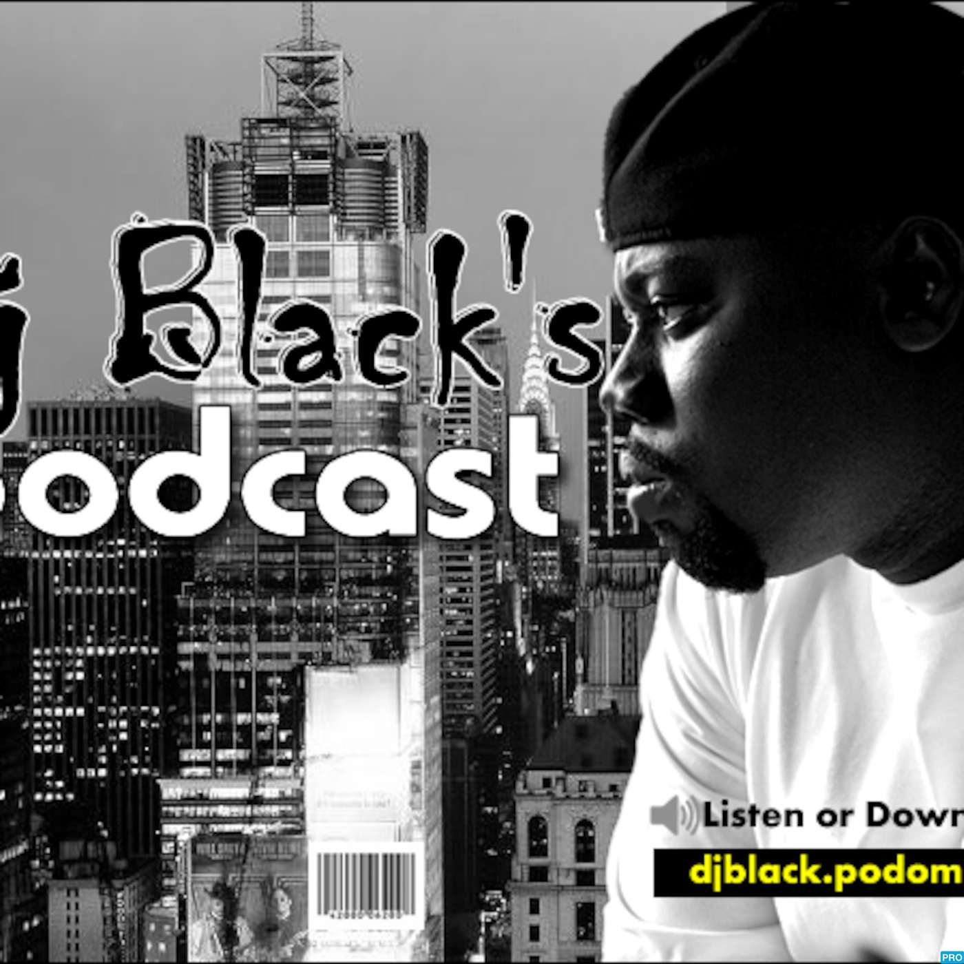 DJ BLACK'S podcast