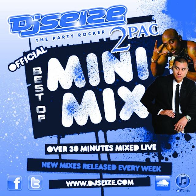 Best Of 2Pac Mini Mix - July 2012 Week 3