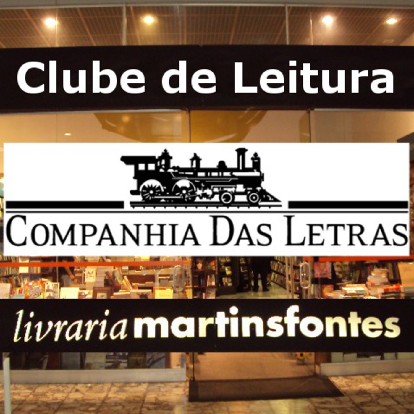 Podcast do Clube de Leitura