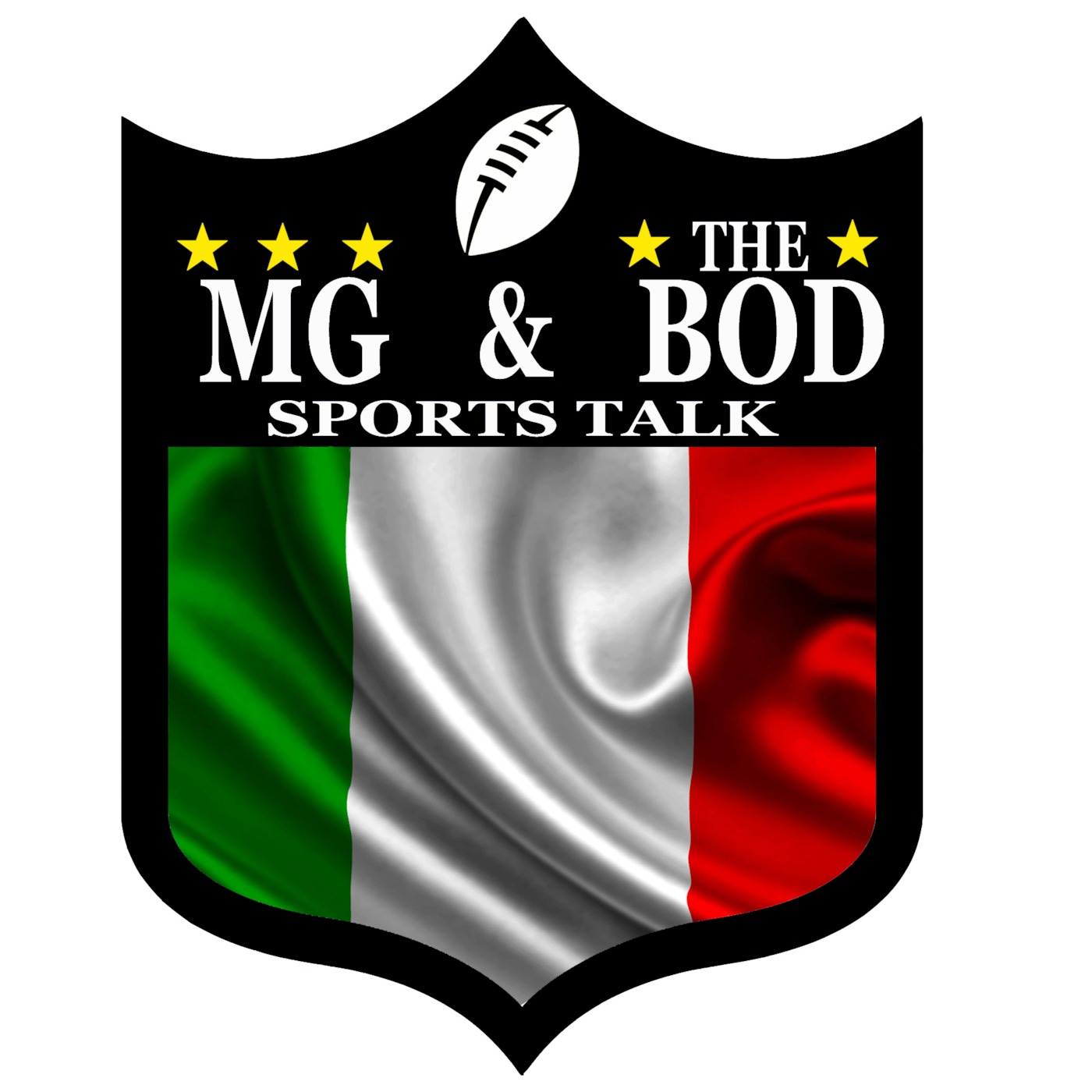 MG and THE BOD's Podcast