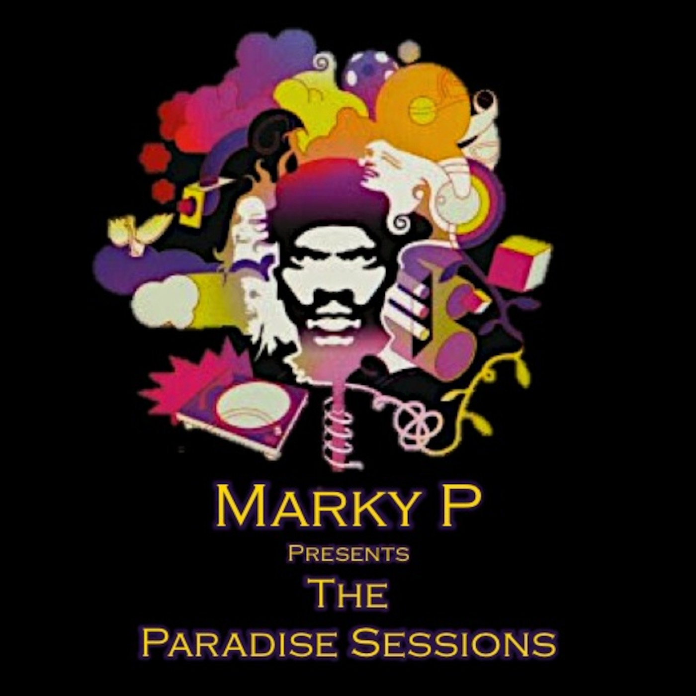 Marky P's Podcast from his show on Cruise FM