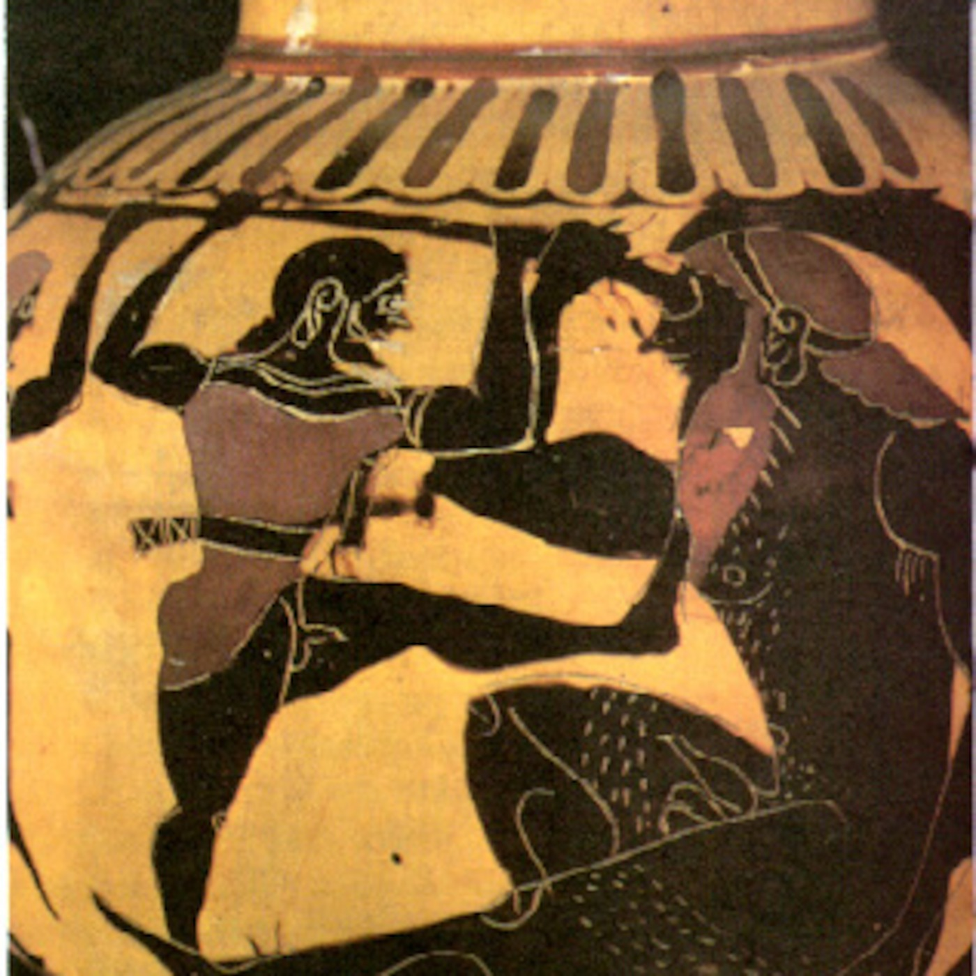 jacob vs odysseus essay