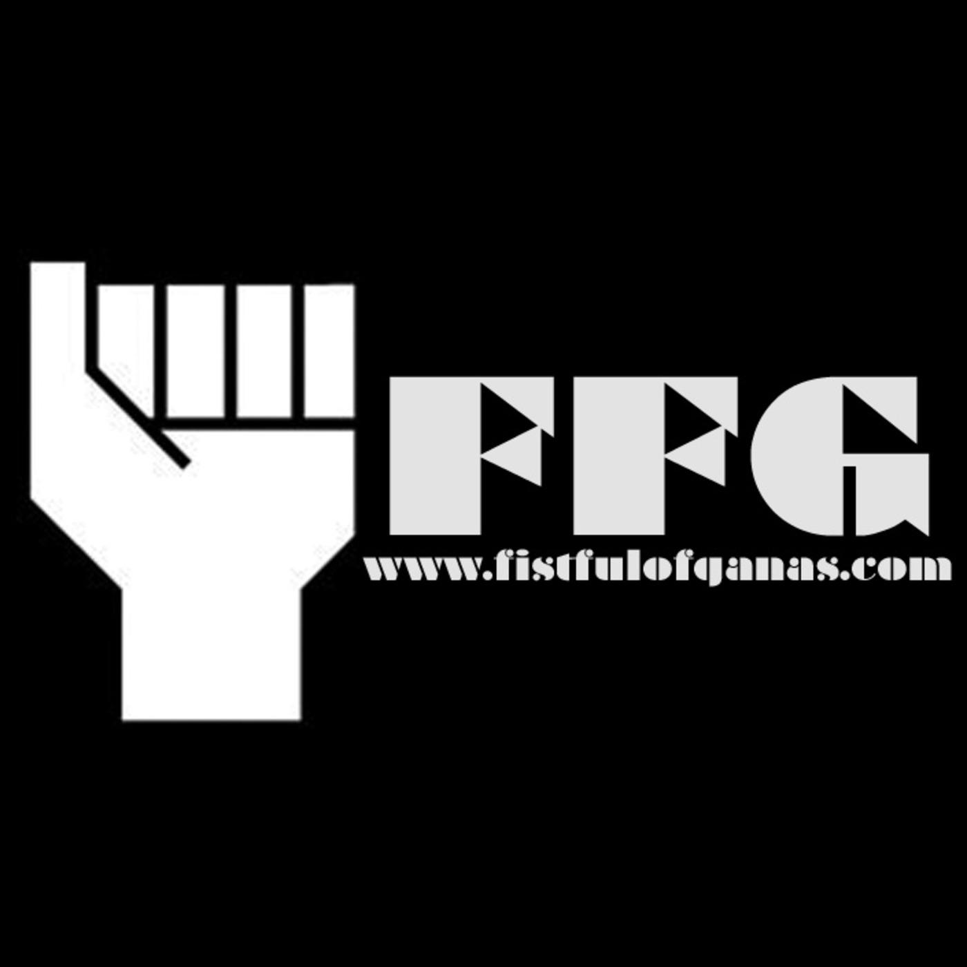 Fist full of ganas