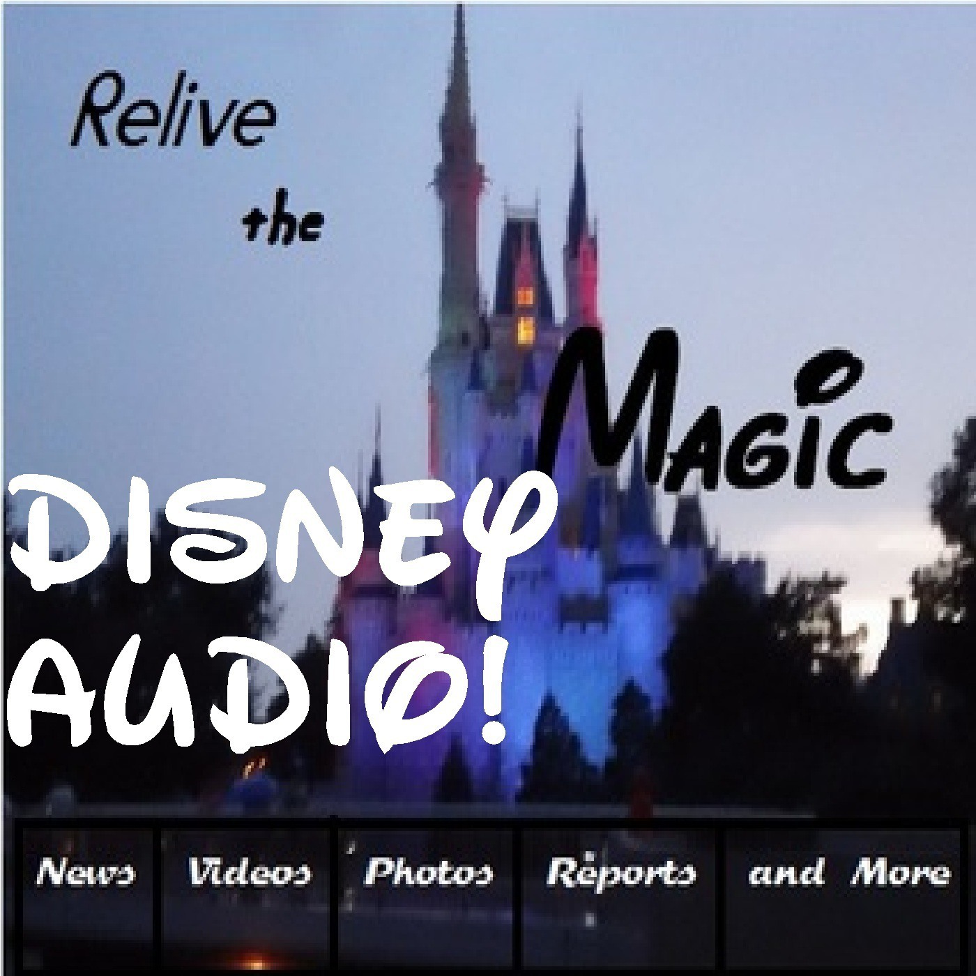 Relive the Magic: Audio From the Parks!
