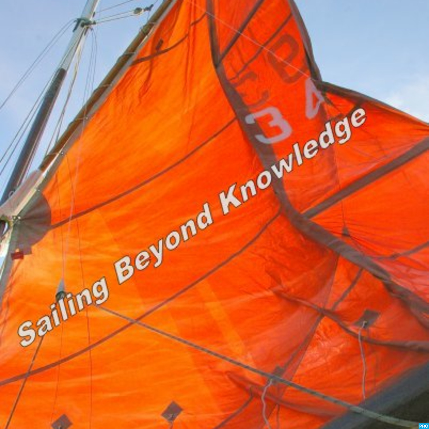 Sailing Beyond Knowledge Podcast