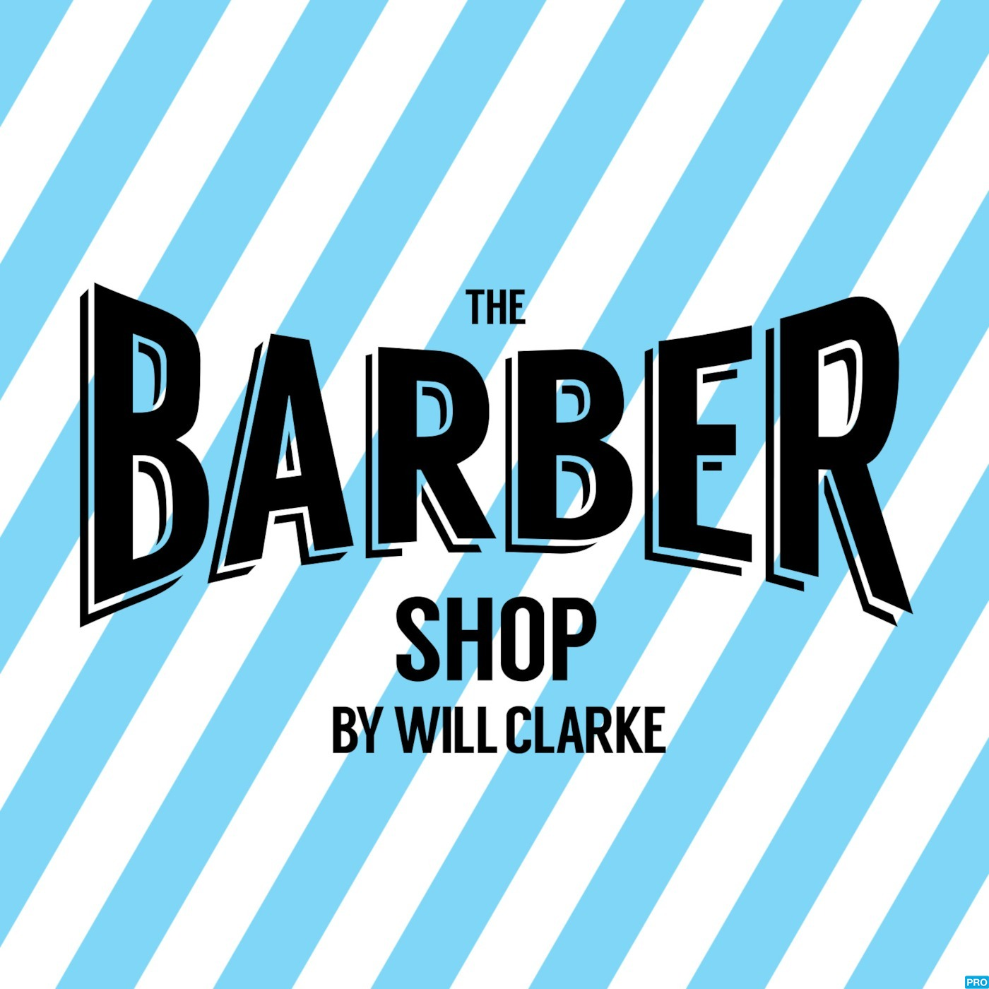 The Barber Shop By Will Clarke