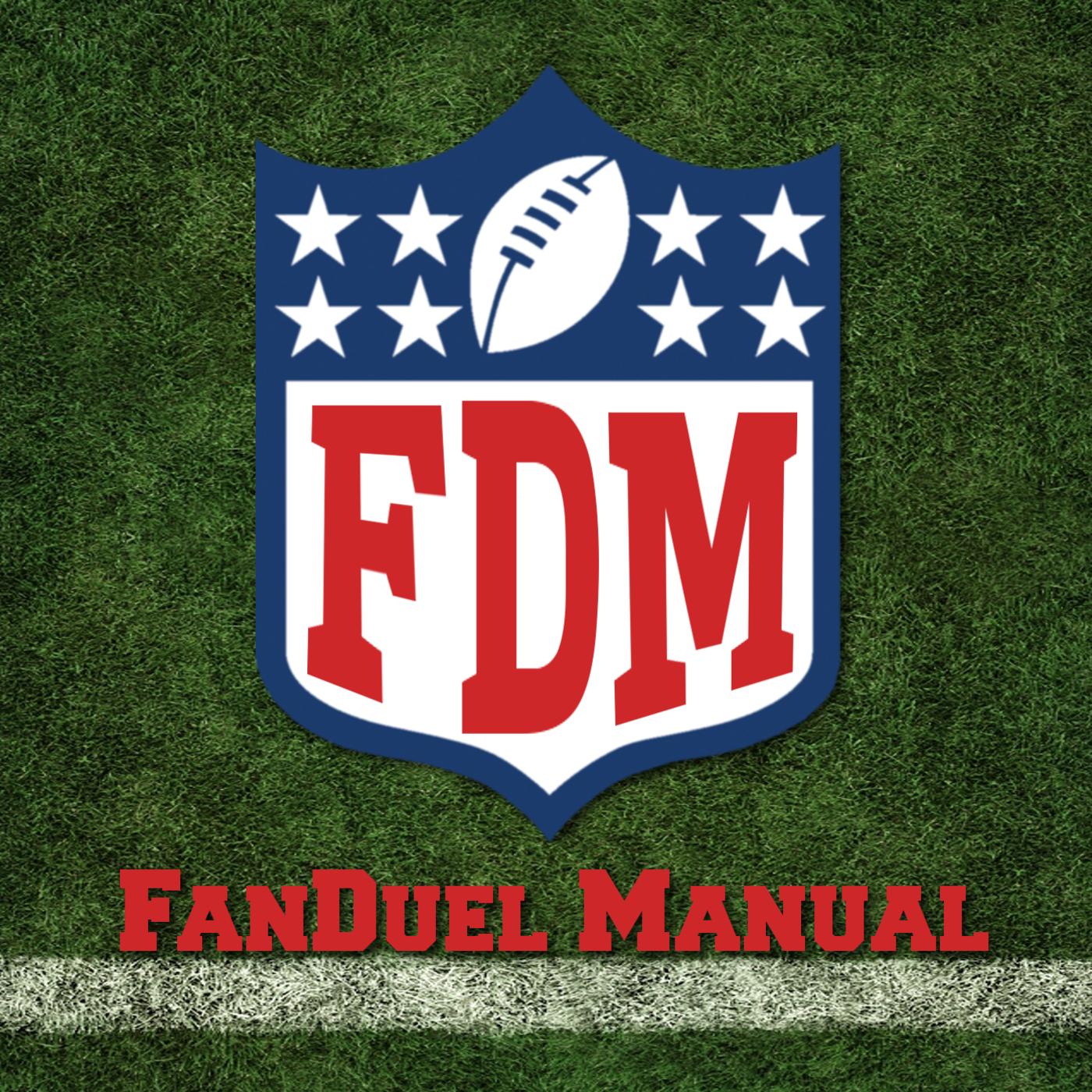 Pod Fanatic Podcast Fanduel Manual Fantasy Football Podcast