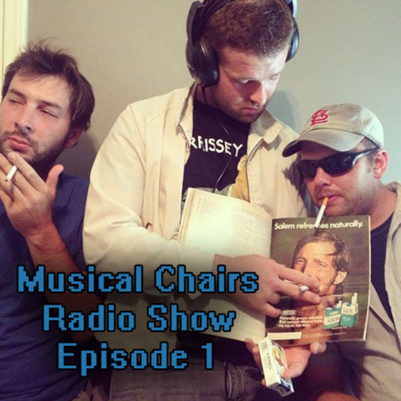 Musical Chairs Episode 1 - Moonlight Sonata in Your Pee Hole