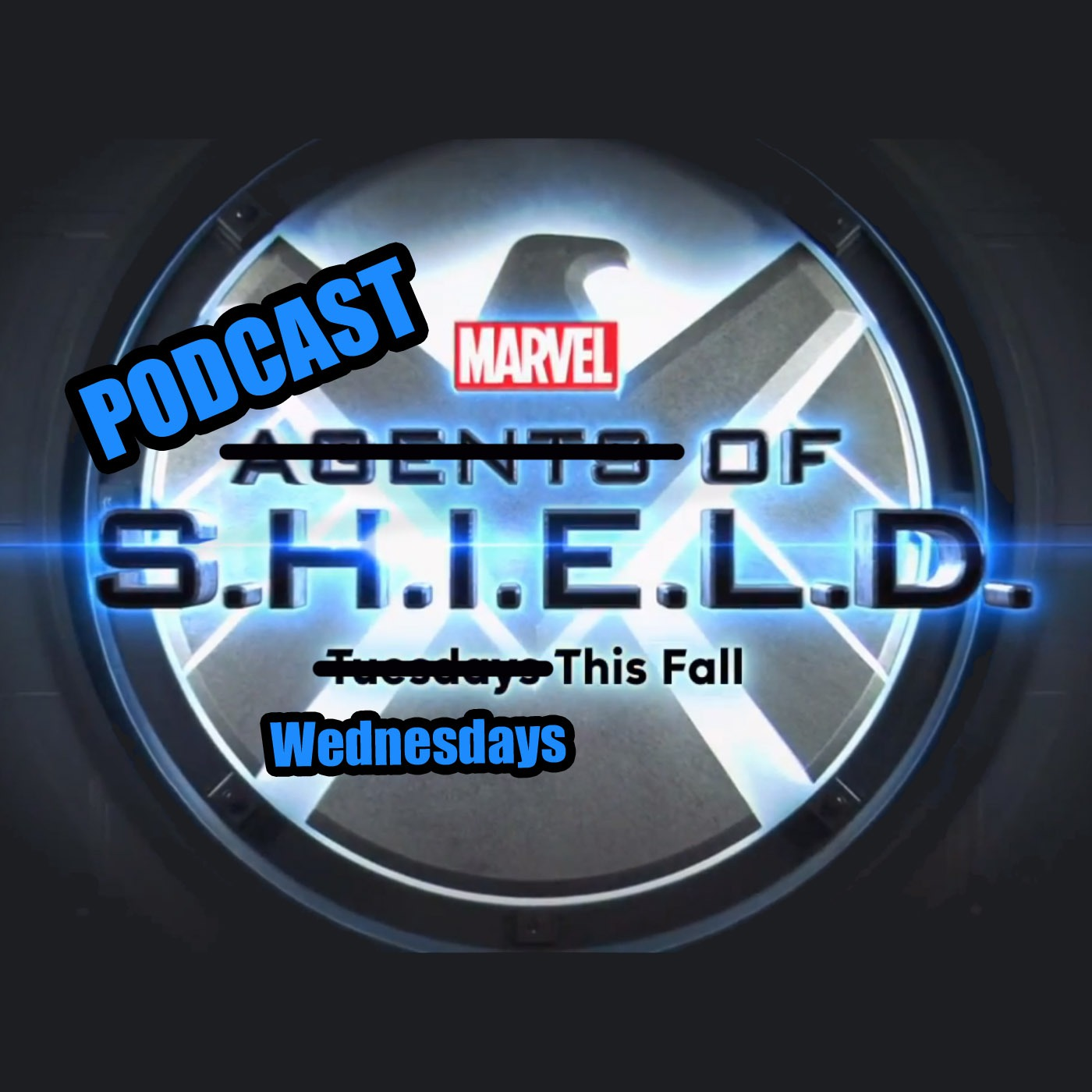 Podcast of SHIELD