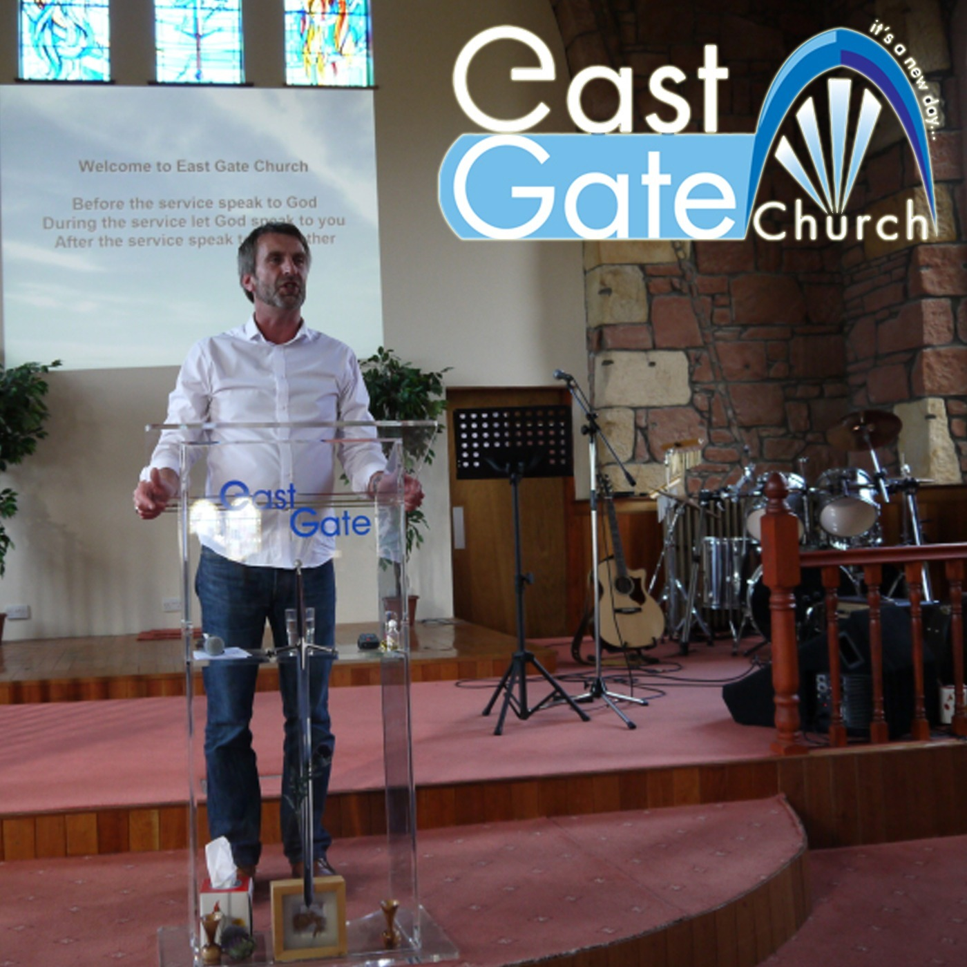 East Gate Church Podcast