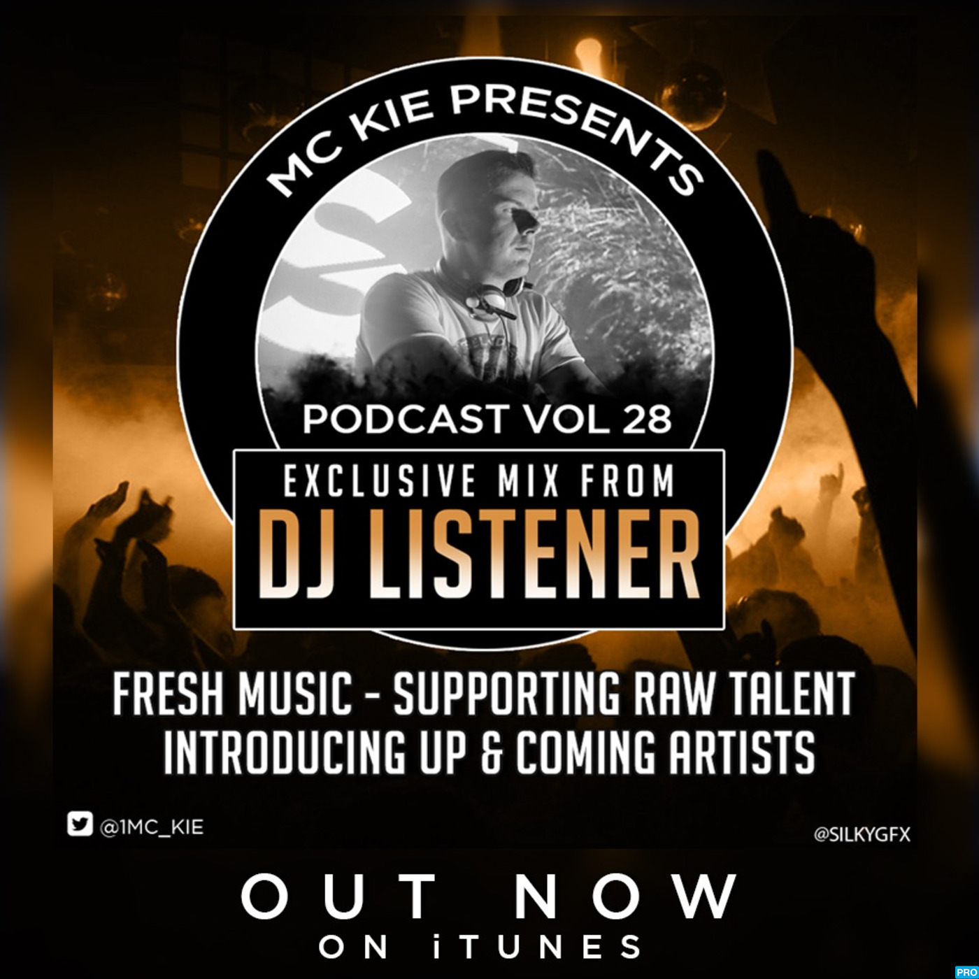 MC KIE PRESENTS' Podcast