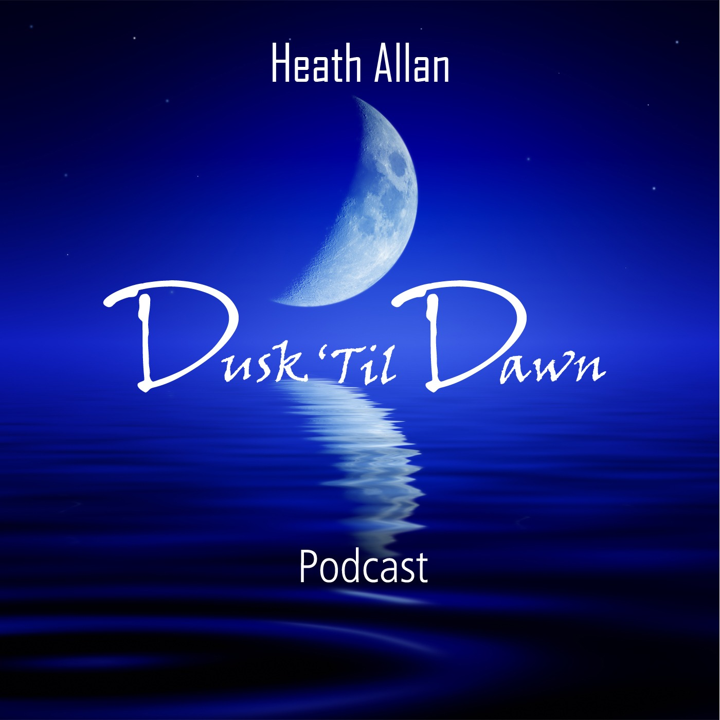 Heath Allan Presents Dusk 'Til Dawn In Search Of Sunlight