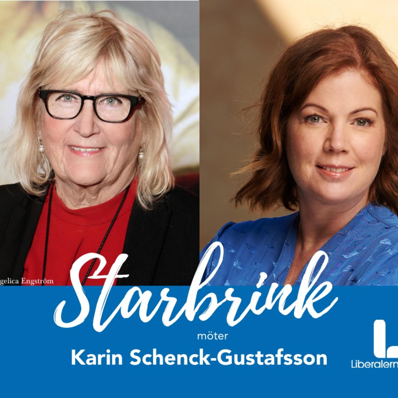 Starbrink: Karin Schenck-Gustafsson