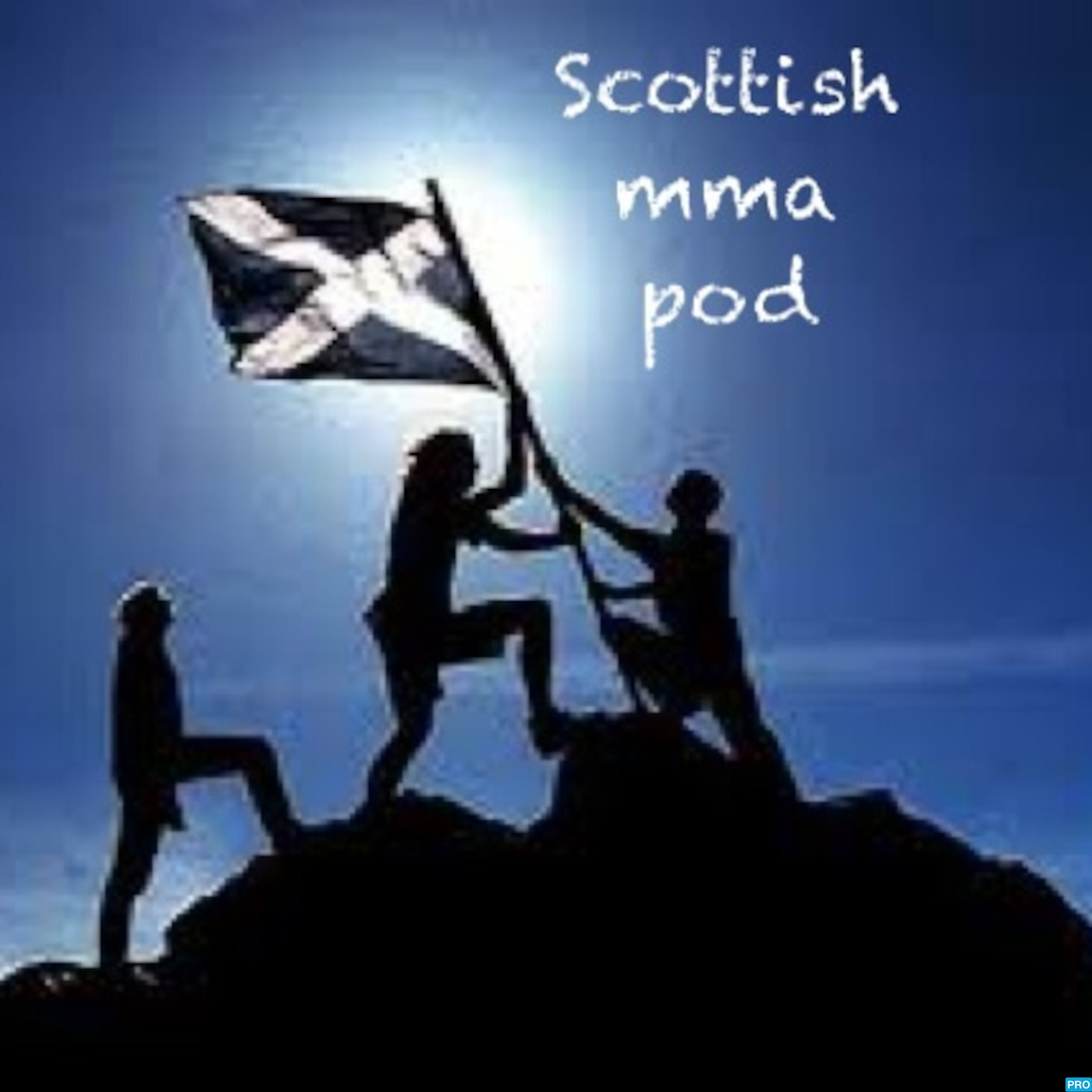 Scottish mma pod