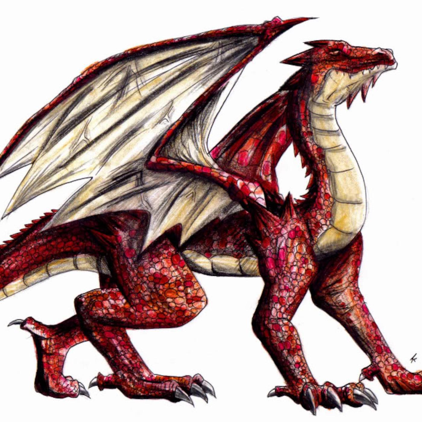 Avsnitt 13 - Dónde están mis dragones