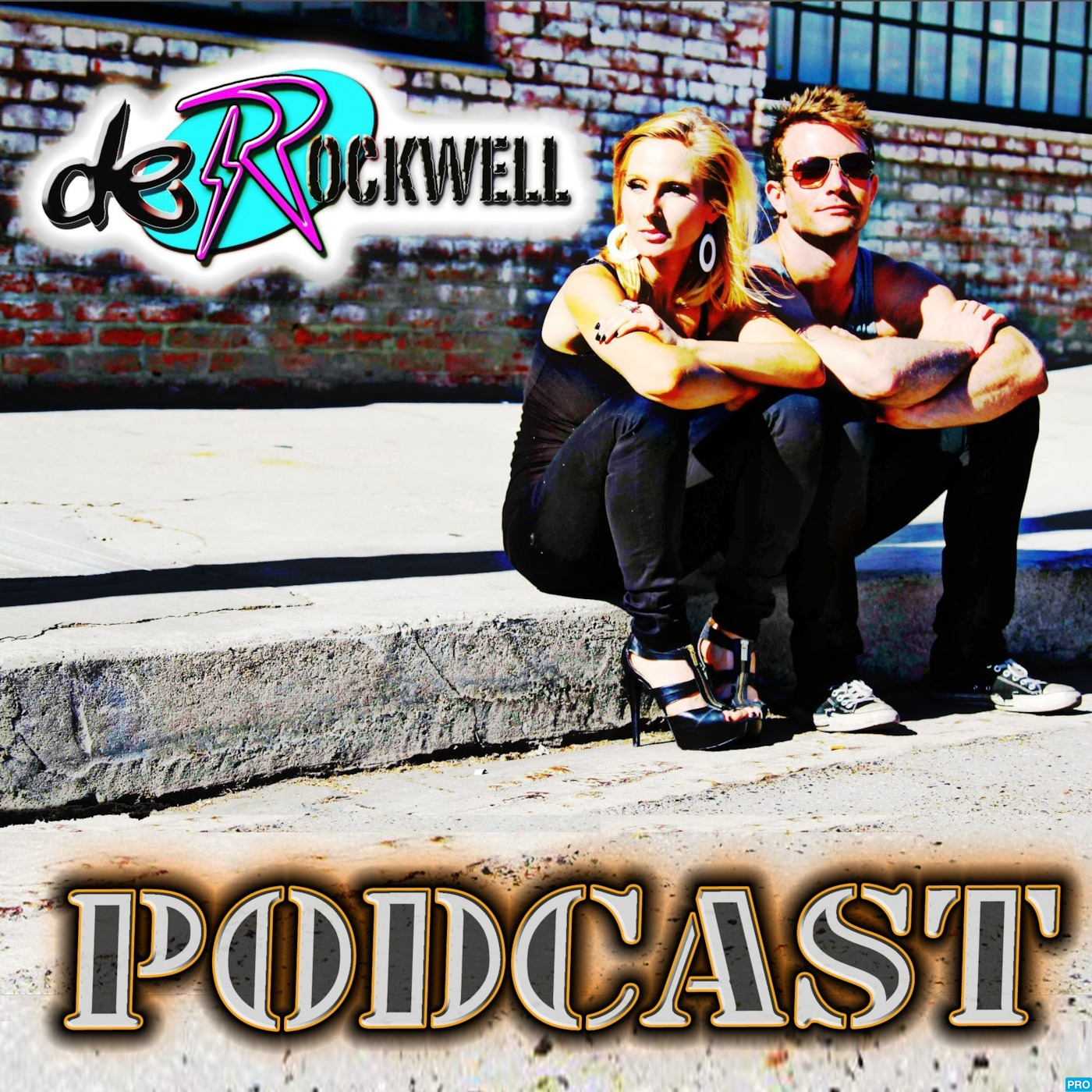dEX ROCKWELL's Podcast